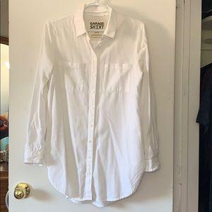 🌴 2/$30 Garage button down shirt